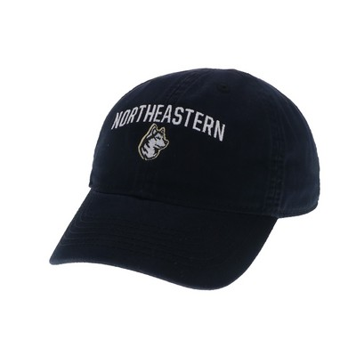 Northeastern Huskies Legacy Toddler Adjustable Washed Twill Hat