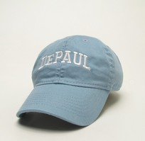DePaul Legacy Toddler Adjustable Washed Twill Hat
