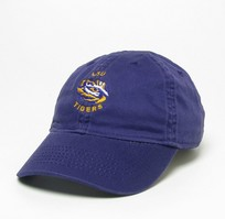 LSU Tigers Legacy Toddler Adjustable Washed Twill Hat