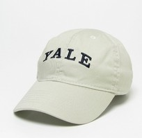 Yale Bulldogs Legacy Toddler Adjustable Washed Twill Hat