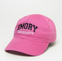 Emory Eagles Legacy Toddler Adjustable Washed Twill Hat