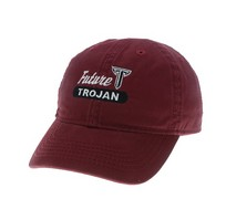 Troy University Legacy Toddler Adjustable Washed Twill Hat
