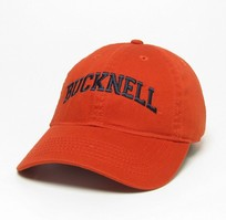 Bucknell Legacy Youth Adjustable Washed Twill Hat