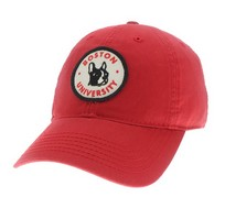 Boston Terriers Legacy Youth Adjustable Washed Twill Hat