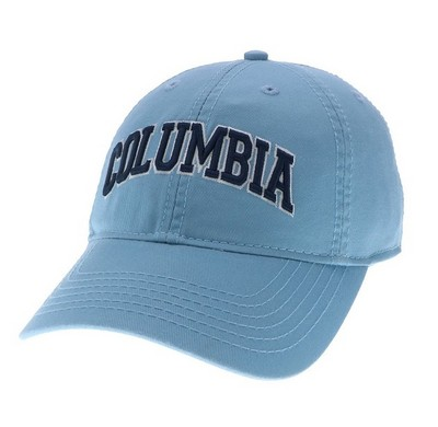 Columbia University Bookstore - Columbia University Legacy Youth Adjustable  Washed Twill Hat 8d3c0a6f8fe