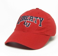Legacy Youth Adjustable Washed Twill Flames Hat