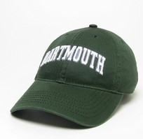 Legacy Youth Adjustable Washed Twill Dartmouth Big Green Hat