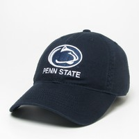 Penn State Nittany Lions Legacy Youth Adjustable Washed Twill Hat