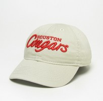 Houston Cougars Legacy Toddler Adjustable Washed Twill Hat