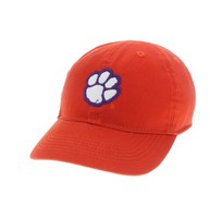 Clemson Tigers Legacy Toddler Adjustable Washed Twill Hat