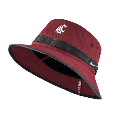 WSU Bookstore - Nike Youth Sideline Bucket Hat ca9f07c168e