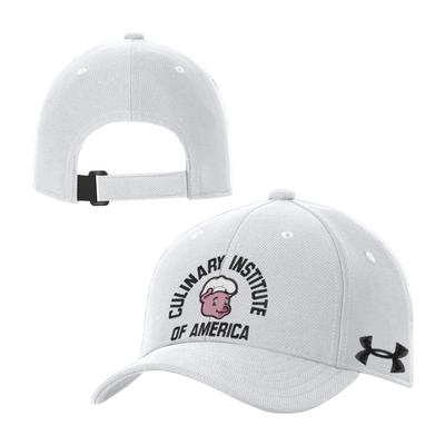 ef743749d45 Culinary Institute of America Bookstore - Under Armour Youth Blitzing 30 Stretch  Fit Cap