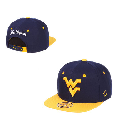0481ee35 WVU-Downtown Mountainlair Bookstore - Zephyr Z11 Youth Snapback Hat