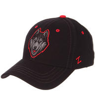 Youth Zephyr Black Element Stretch Fit Hat