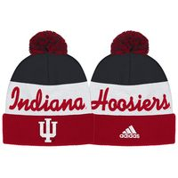Adidas Multi Team Color Cuffed Pom Knit Hat
