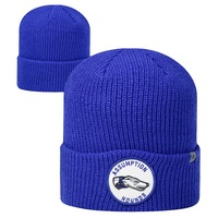 Wharf Cuff Knit Hat with Patch