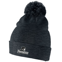 Nike Swoosh Heather Pom Knit Hat