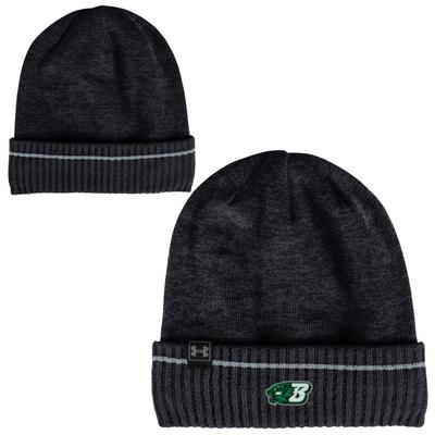 8a2a1426 Under Armour Cuffed Sideline Beanie | The Binghamton University Bookstore