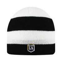 LogoFit Columbia Rugby Striped Beanie