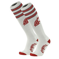 TCK Knee High 3Stripe Sock