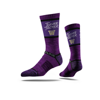 Strideline Tougher Together Crew Socks