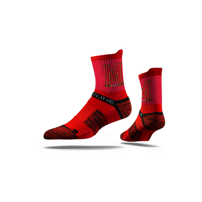 Strideline Premium Mid Cut Socks