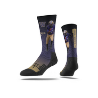 John Ross III CoBranded NFL Socks
