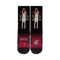 Klay Thompson CoBranded NBA Socks