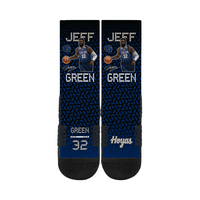 Jeff Green CoBranded NBA Socks