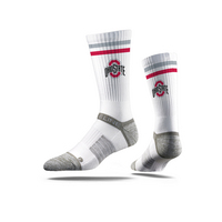 Strideline Premium Crew with Graphic Socks
