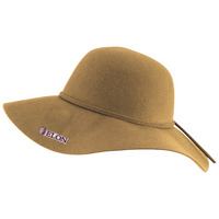 LogoFit Goldie Wool Felt Wide Brim Hat