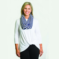 Flying Colors Infinity Scarf