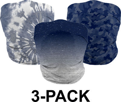 ProSphere Team Color 3 Pack Neck Gaiter