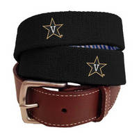 Peter Millar Vanderbilt Canvas Belt