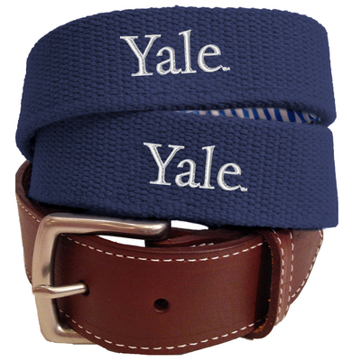 Peter Millar Yale Canvas Belt