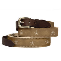 Suede Belt Embossed