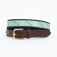 William and Mary Vineyard Vines Belt