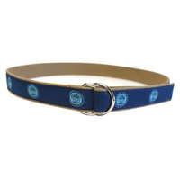 Womens Canvas Ribbon Belt