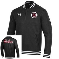 Under Armour Double Knit Quarter Zip 150 Anniversary Football