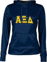 Alpha Xi Delta Womens Pullover Hoodie Prime