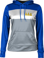 Delta Delta Delta Womens Pullover Hoodie Prime (Online Only)