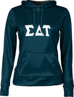 Sigma Delta Tau Womens Pullover Hoodie Prime
