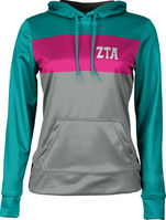 Zeta Tau Alpha Womens Pullover Hoodie Prime (Online Only)