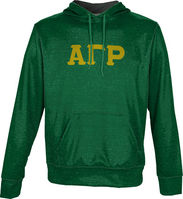 Alpha Gamma Rho Unisex Pullover Hoodie Prime