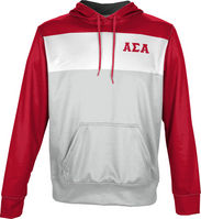 Alpha Sigma Alpha Unisex Pullover Hoodie Prime