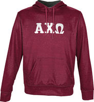 Alpha Chi Omega Unisex Pullover Hoodie Heather