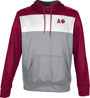 Alpha Phi Unisex Pullover Hoodie Heather