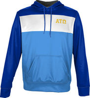 Alpha Tau Omega Unisex Pullover Hoodie Heather (Online Only)