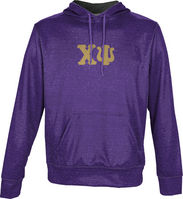 Chi Psi Unisex Pullover Hoodie Heather
