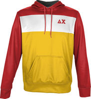 Delta Chi Unisex Pullover Hoodie Heather (Online Only)